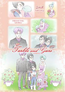 Tarble and Gure wedding by nenee