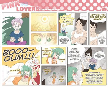 Pink Lovers 69 -S7- VxB doujin by nenee