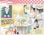 Pink Lovers 69 -S7- VxB doujin