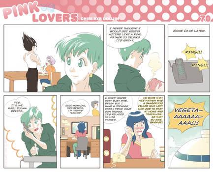 Pink Lovers 70 -S8- VxB doujin by nenee