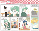 Pink Lovers 70 -S8- VxB doujin