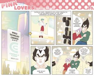 Pink Lovers 73 -S8- VxB doujin by nenee