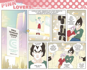 Pink Lovers 73 -S8- VxB doujin