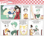Pink Lovers 75 -S8- VxB doujin