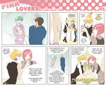 Pink Lovers 77 -S8- VxB doujin