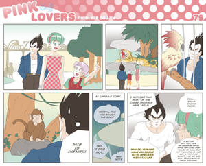 Pink Lovers 79 -S8- VxB doujin