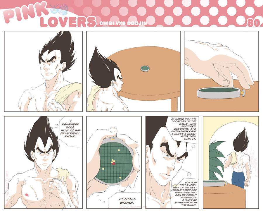Pink Lovers 80 -S9- VxB doujin by nenee