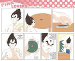 Pink Lovers 80 -S9- VxB doujin