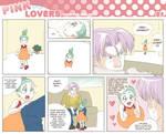 Pink Lovers 81 -S9- VxB doujin by nenee