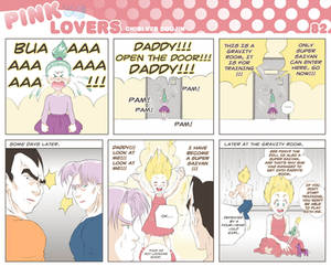Pink Lovers 82 -S9- VxB doujin