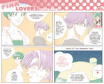Pink Lovers 85 -S9- VxB doujin