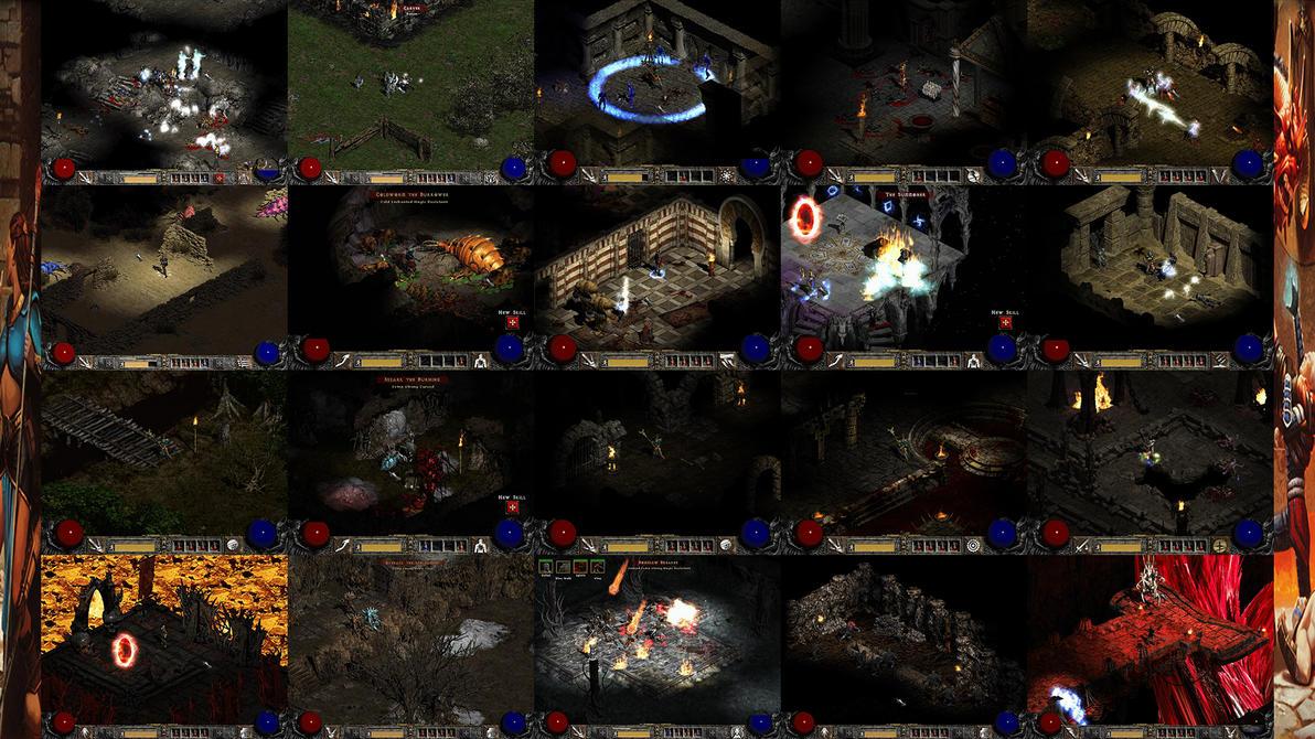 Diablo ii lord of destruction by stardustspeedman on - Diablo 2 lord of destruction wallpaper ...