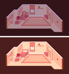 [CP] Bedroom Preview by petalade