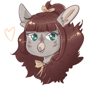 lil valencia headshot by Caustic-Creations