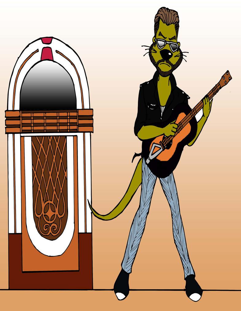 Mongoose Music Video 4 by cartercomics