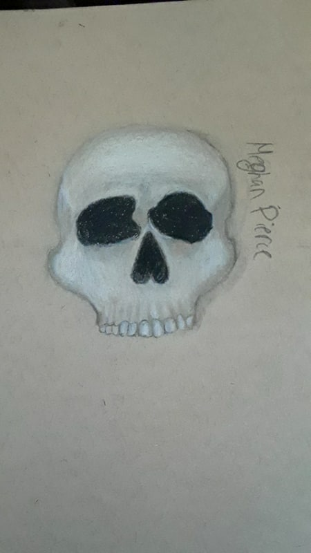 Skull2 by Shmegicorn