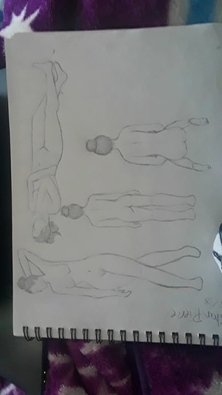Gesture Art2 by Shmegicorn