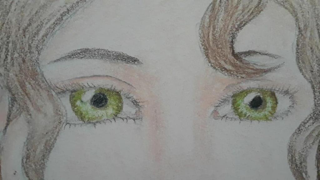 Green Eyes by Shmegicorn