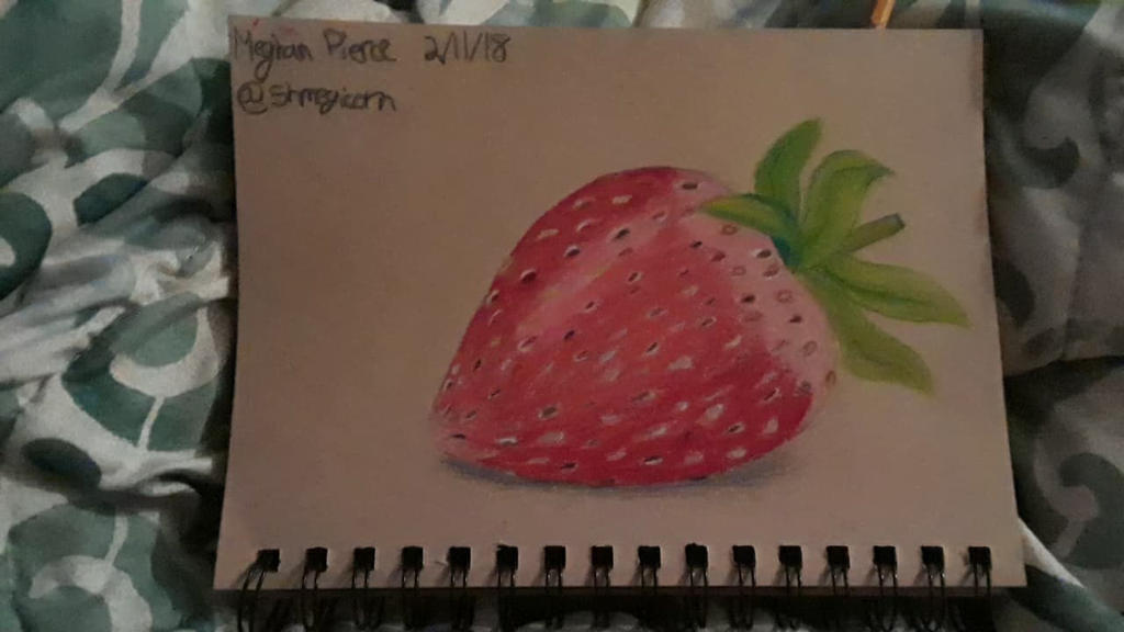 Strawberry by Shmegicorn