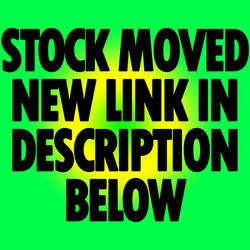stock moved - new link in the description
