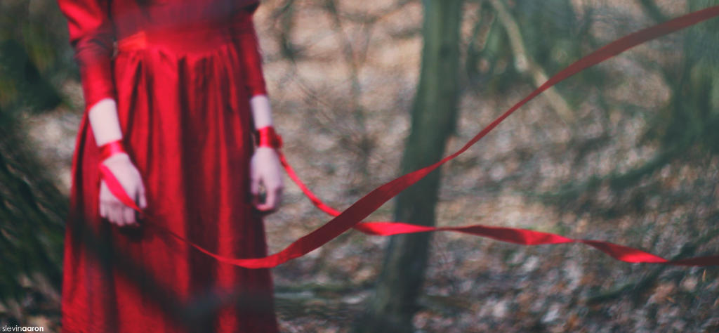 Red Ribbon VI by SlevinAaron