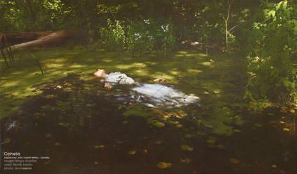 Ophelia by SlevinAaron