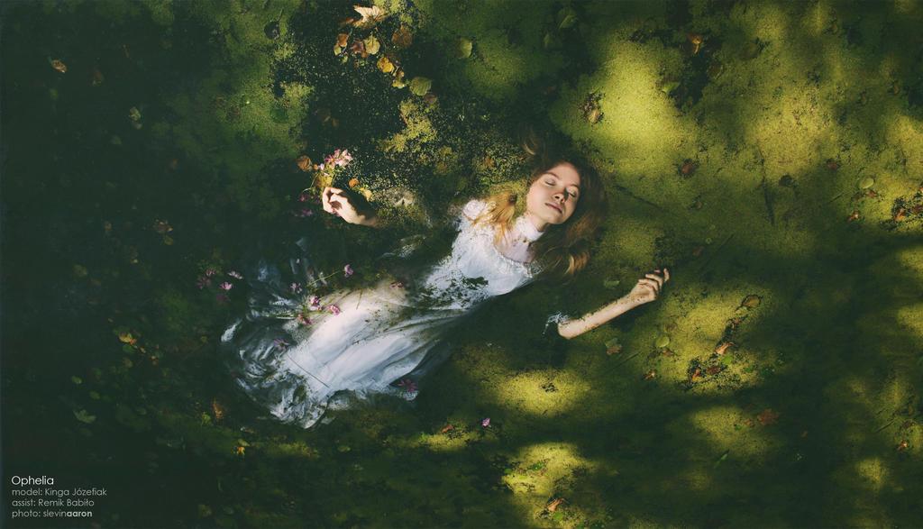 Ophelia II by SlevinAaron