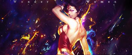 Wonder Women by Ceprin
