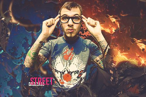 Street 2 by Ceprin