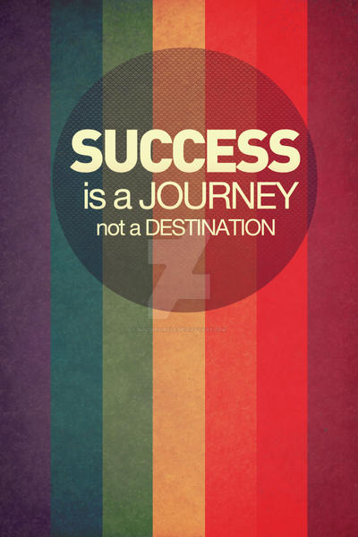 Success Quote Poster Design By Suicidecircle On Deviantart