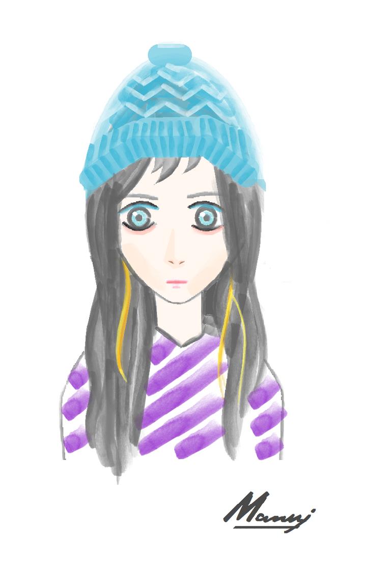 Bini (MS Paint) by SuicideCircle