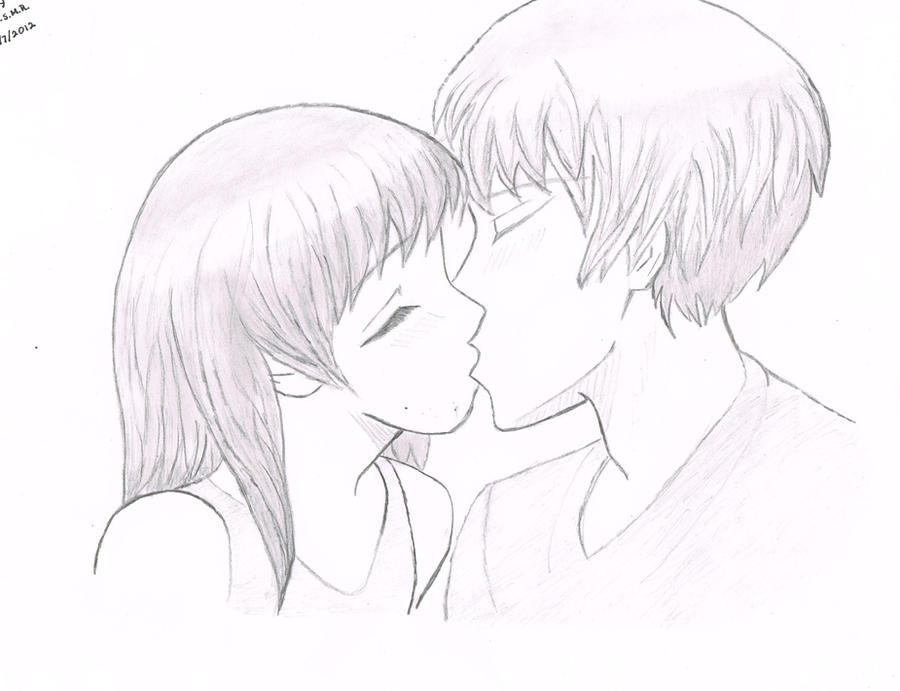 Jesterartsstudios 11 1 my mark crilley people kissing attempt by shaniastarry