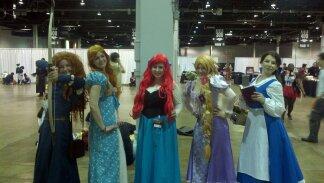 Disney girls by loveatstake615