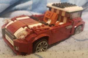 First Failed Lego Build: Mini Cooper