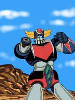Goldorak -UFO Robo Grendizer by maxpa27