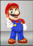 Mario SFM Lighting Test [SFM]