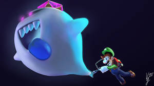 Ghost Catch [SFM]