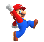 New Super Mario Bros Render Remake