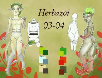 OPEN Set price: Herbazoi 03-04 (USD/PTS) + CUSTOM