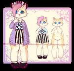 OPEN Set price: Pastel kitty (USD/PTS)