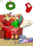 [Gift] Holding hands during the holiday