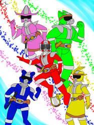 Shinpi Sentai Fantasiaman