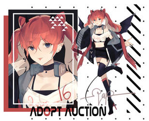 [OPEN] ADOPT AUCTION - NO.16 by pappap2411