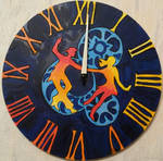 Rock around the clock (litterally) by Astrid-Ulfdottir