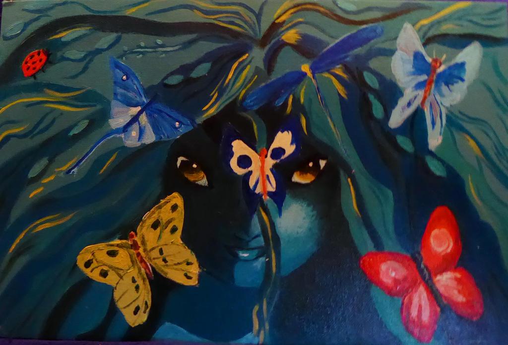 Spring spirit by Astrid-Ulfdottir