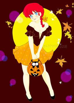 Ranma chan witch