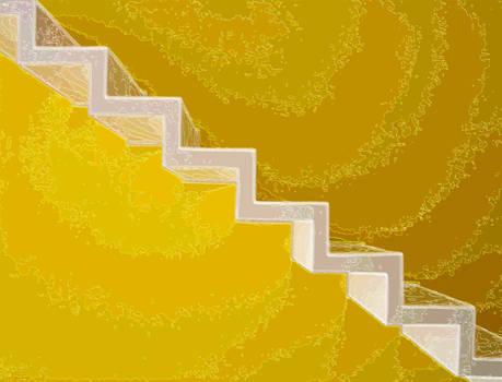 Crystalline Stairway