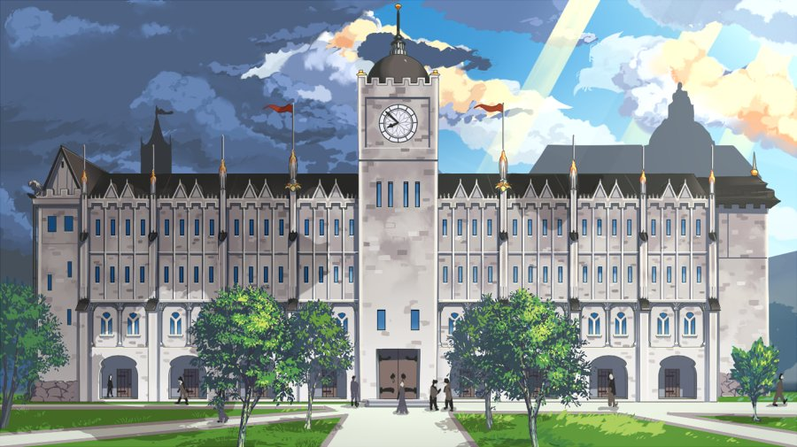 University by iSohei