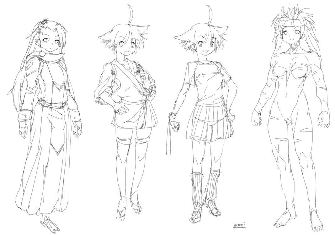 BAKA Concept 01 by iSohei