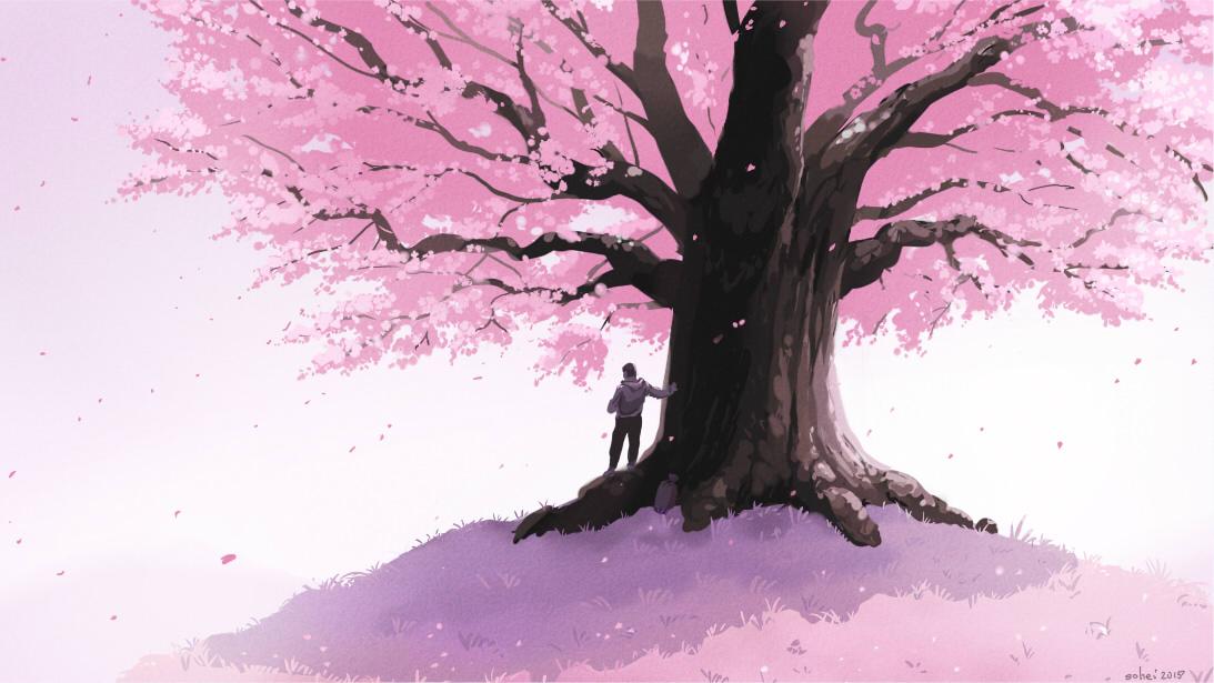 Cherry Blossom by iSohei